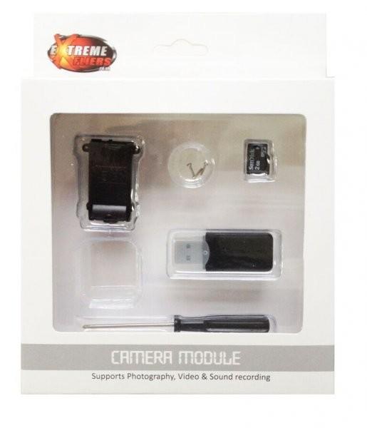 Mini kvadrokoptéra - přídavná kamera Mini kvadrokoptéra - přídavná kamera