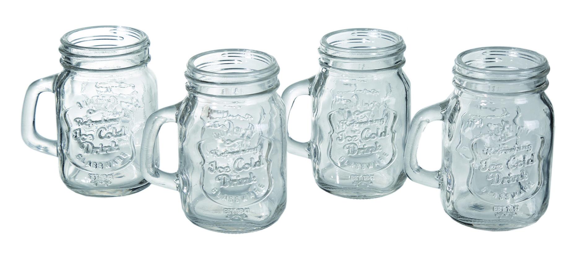 Panáky zavařovací sklenice Panáky zavařovací sklenice