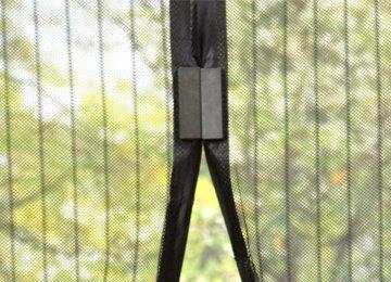 Samozavírací síť proti hmyzu 210 cm Samozavírací síť proti hmyzu 210 cm