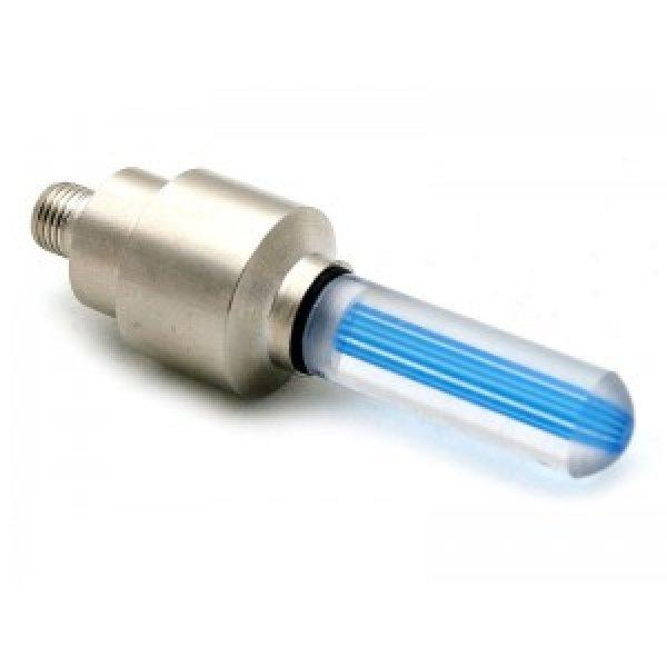 Svítící ventilky - jednobarevné Svítící ventilky - jednobarevné Modrý ventilek