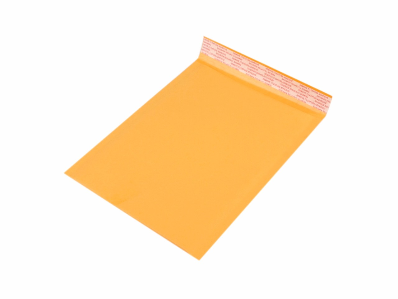 Bublinková obálka 18x23cm 200ks - 5 Kč / ks oranžová stř.