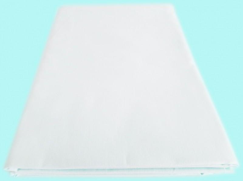 Polášek Prostěradlo bavlna plátno bílé 140x240 cm
