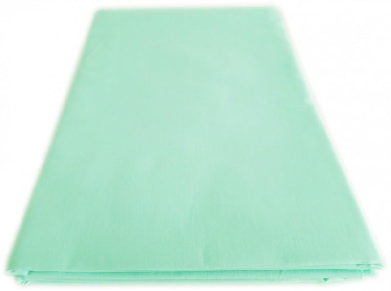 Polášek Prostěradlo bavlna plátno zelené 140x170 cm