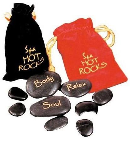 Horké kameny Horké kameny Barva: červený pytlík