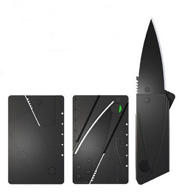 Kreditní nůž Kreditní nůž