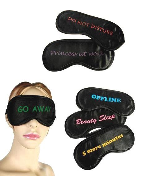 Maska na spaní Maska na spaní Typ: Do not disturb
