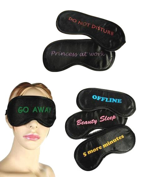 Maska na spaní Maska na spaní Typ: Go away