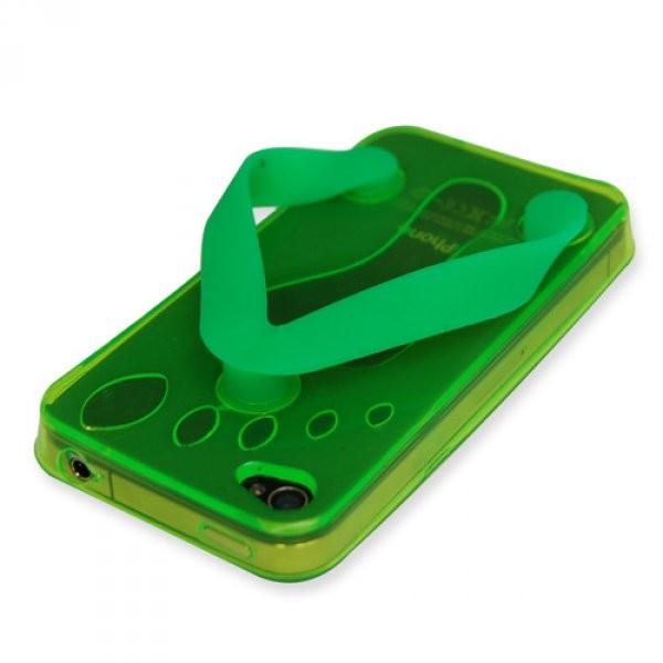 Kryt na iPhone 4 - žabka Kryt na iPhone 4 - žabka