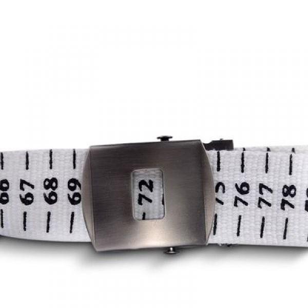 Měřící pásek Měřící pásek bílá