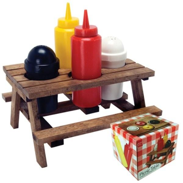 Mini stolek na piknik Mini stolek na piknik