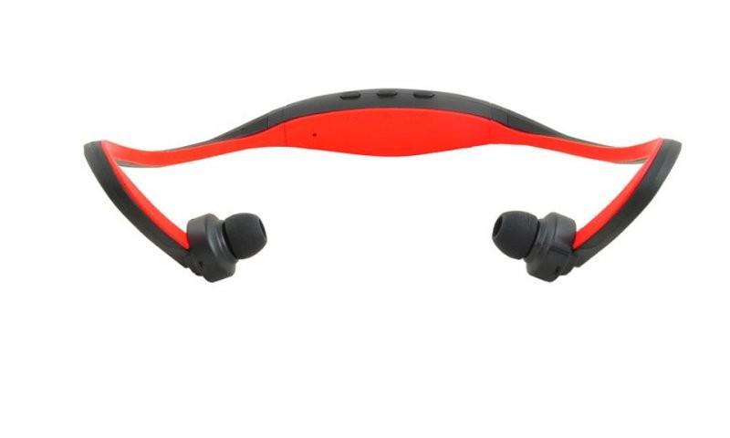 Sportovní sluchátka s MP3 přehrávačem Sportovní sluchátka s MP3 přehrávačem