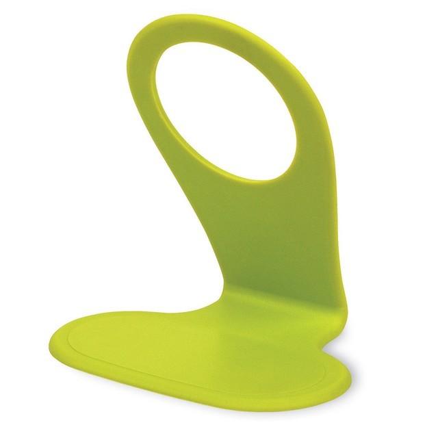 Držák mobilu - žlutý