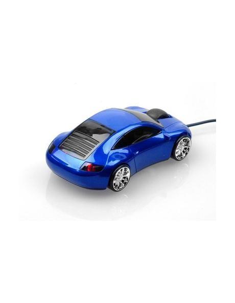 Optická myš Porsche Carerra 911 - modrá
