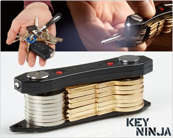 Organizér na klíče - Key Ninja